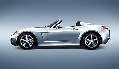 Attractive 2009 SATURN SKY: Saturn Sky Returns For Its Third Season In U002709 With A Few  Changes. Redesigned 18 Inch Wheels Are The Most Noticeable.
