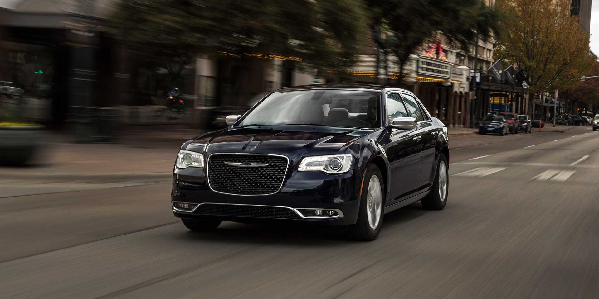 2016 CHRYSLER 300: MoPar fans visiting the 2016 Chicago Auto Show will be  checking out the many refinements to the 2016 Chrysler 300 four-door large  sedan.