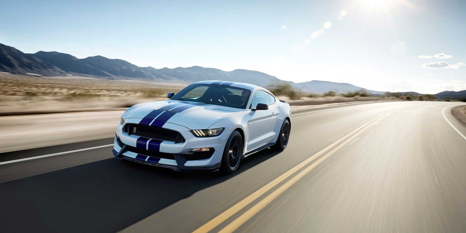 2015 Ford GT350 Mustang