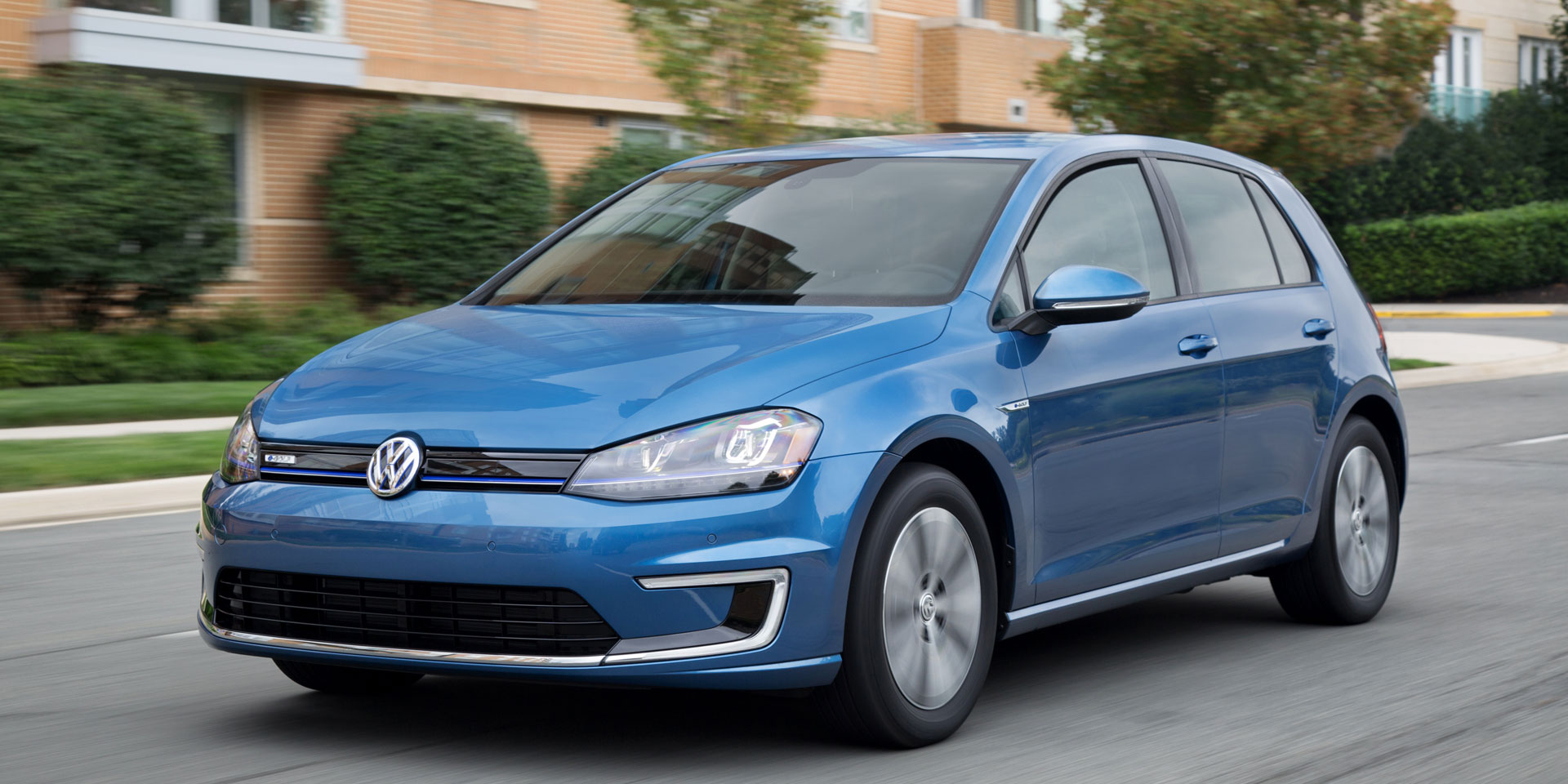 2015 Volkswagen eGolf Electric