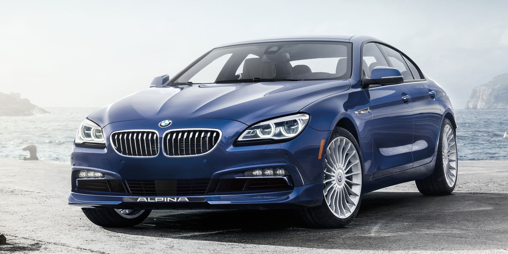 2017 Bmw 6 Series The Is Available As A Two Door Coupe Or Convertible And Four Gran Competes With Audi A5 S5