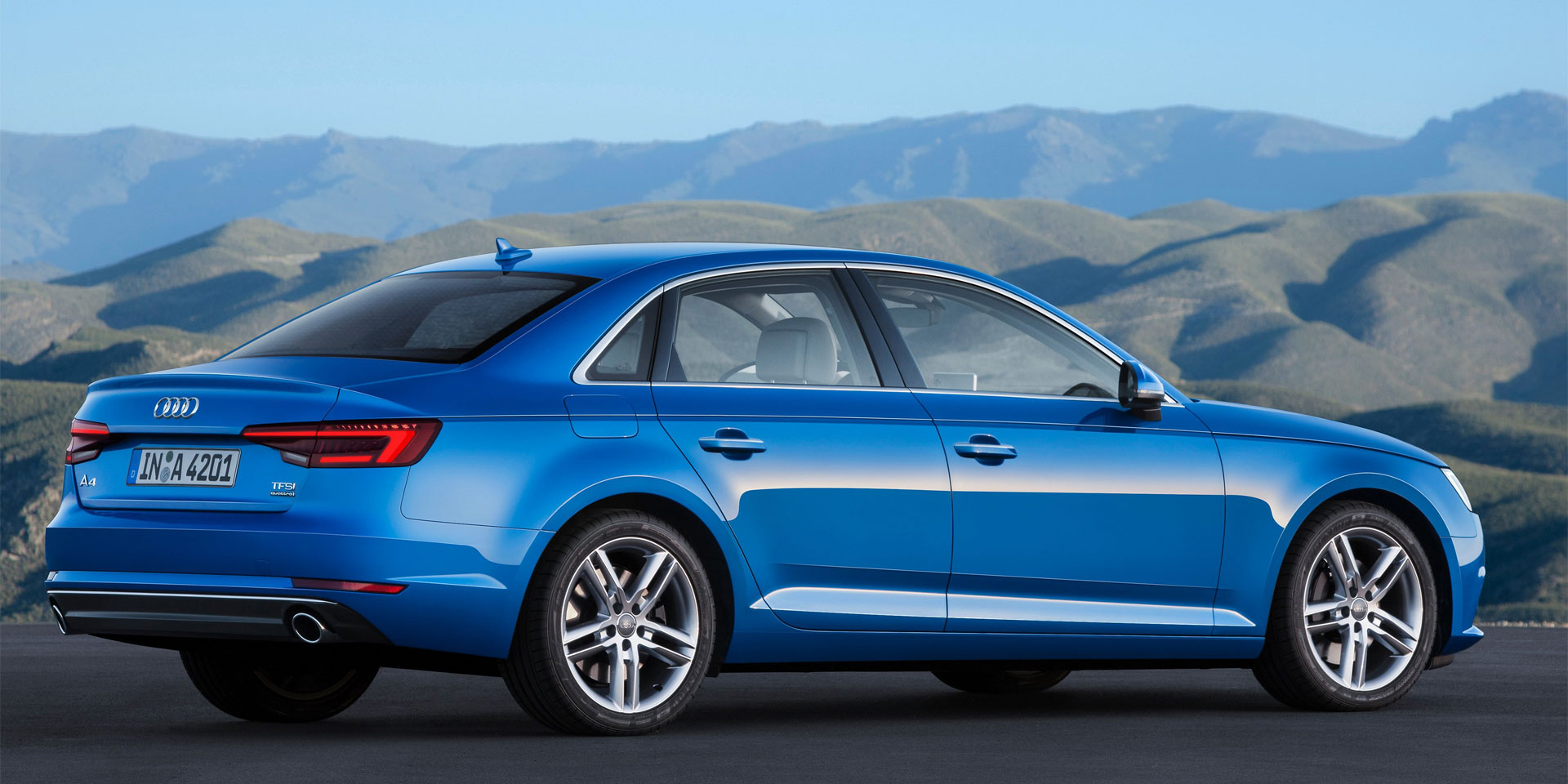 2017 Audi A4 S Most Por Luxury Sedan The Is Completely Redesigned For Ers Have Their Choice Between Premium Plus And