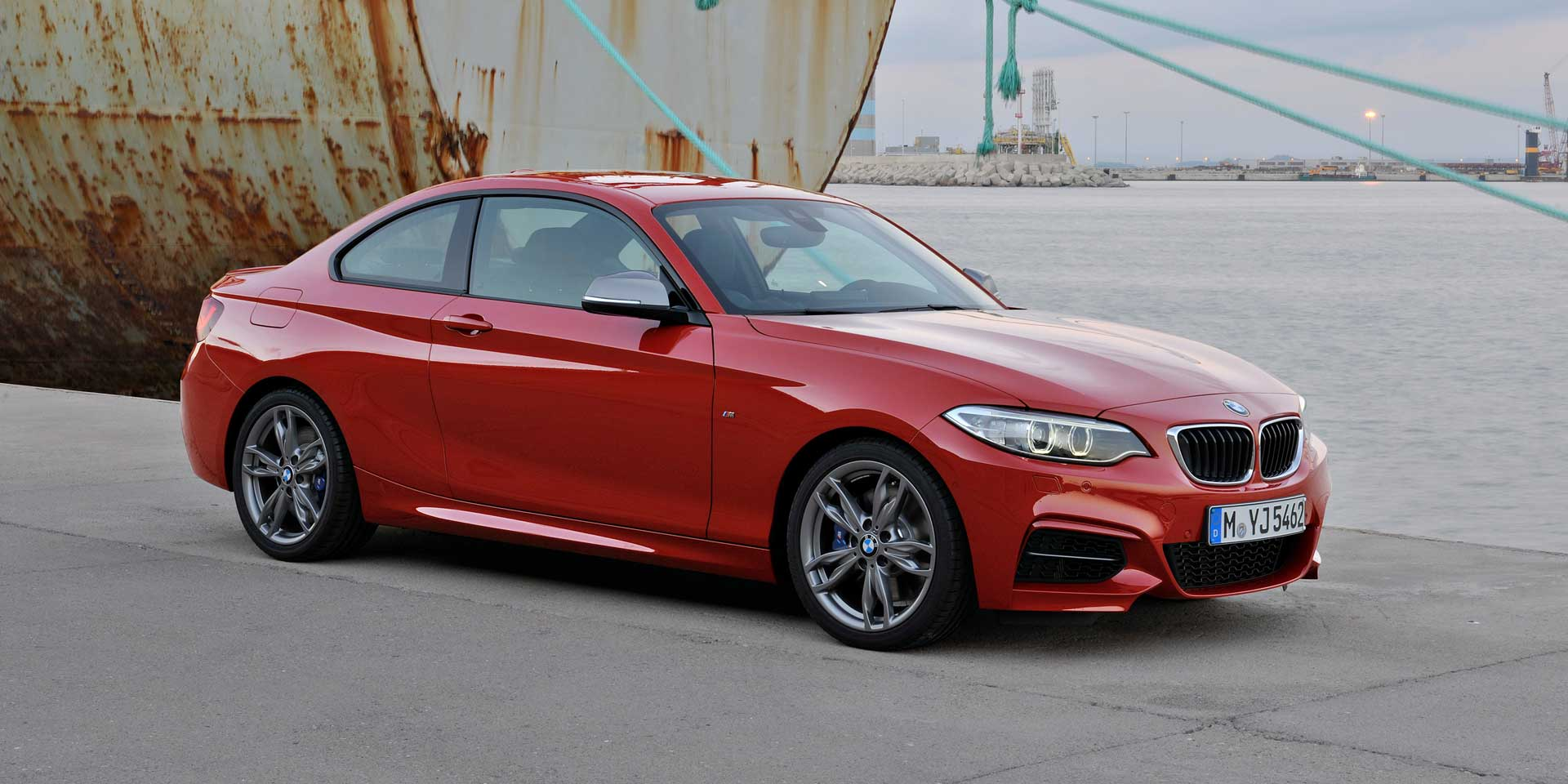 2017 Bmw 2 Series Available As A Door Hardtop Or Convertible The Is Rear All Wheel Drive Sports Coupe That Competes With