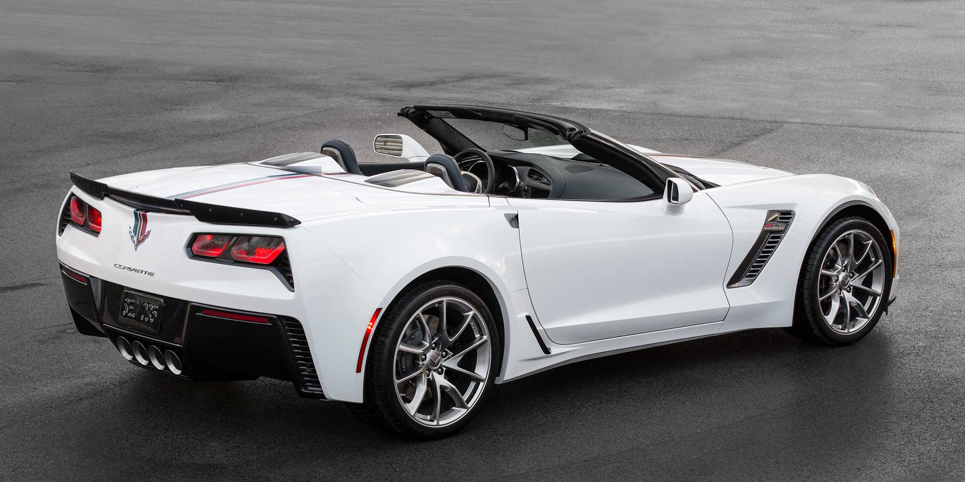 2017 Chevrolet Corvette The Is This Year S Version Of Brand Iconic American Two Seat Sports Car
