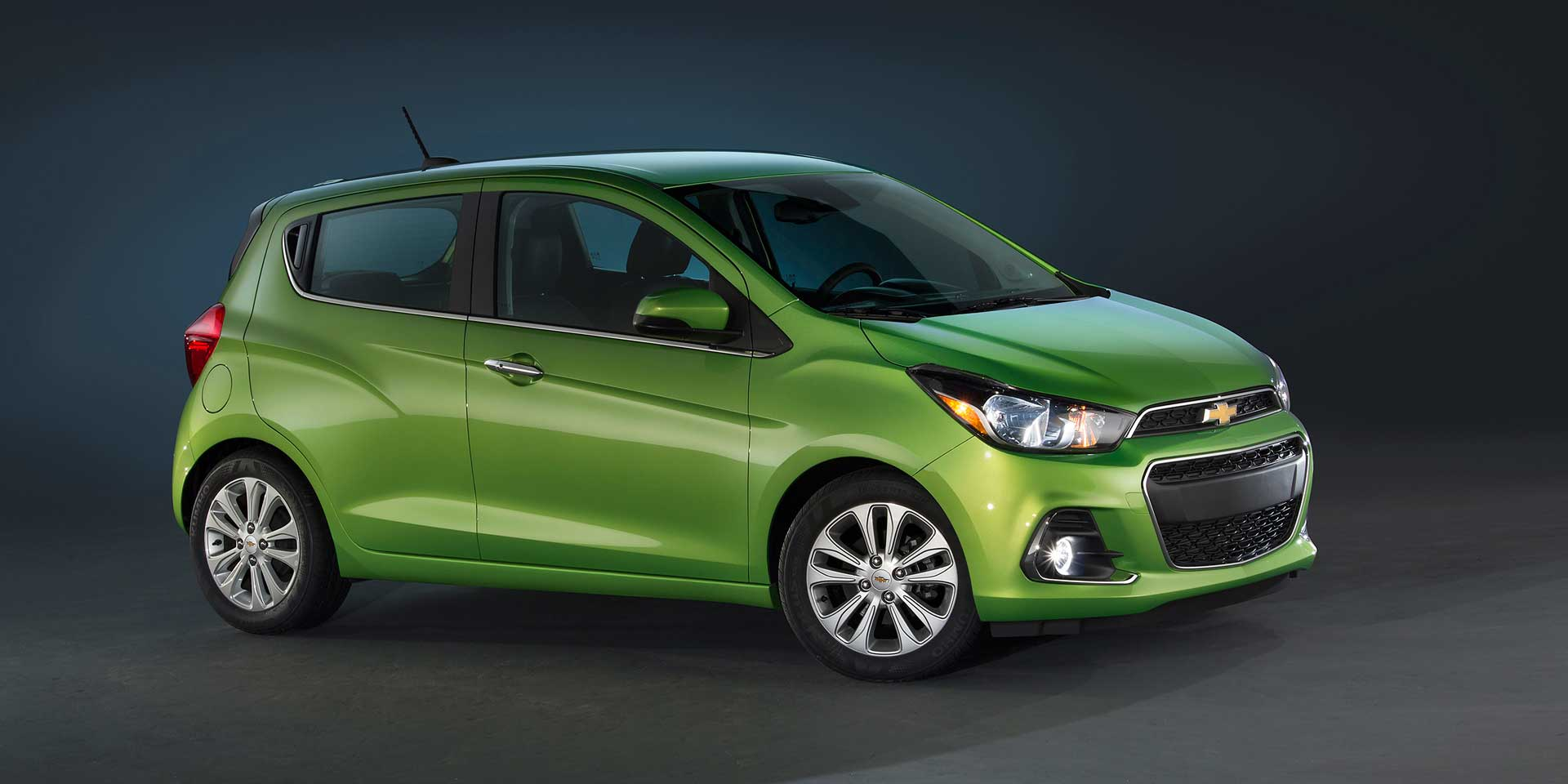 2017 Chevrolet Spark The Subcompact Competes With Ford Fiesta And For It Adds A Sport Version Called Activ