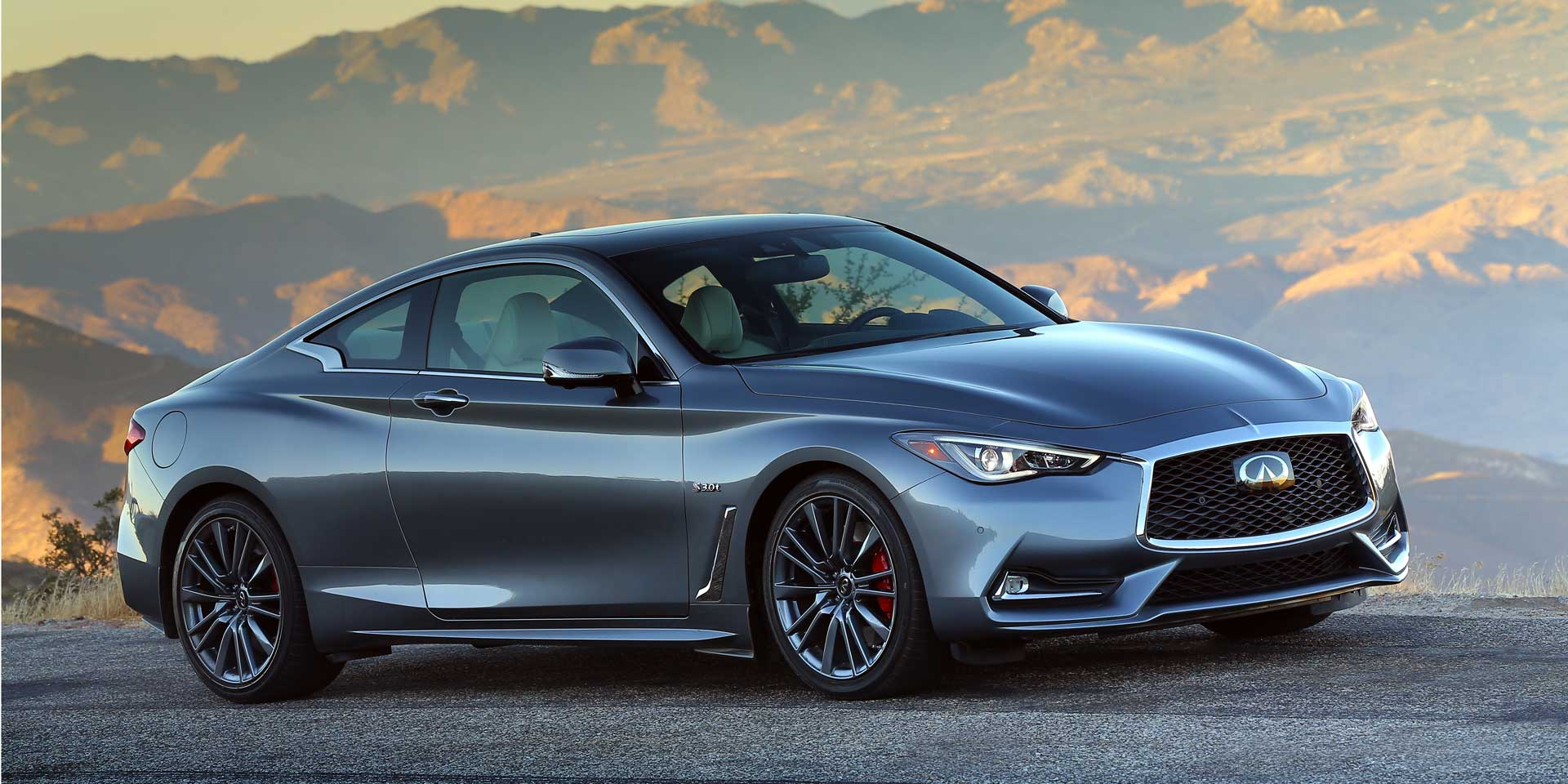 2017 Infiniti Q60 The Is A Two Door Sports Coupe That Seats Four Pengers This All New Will Compete Against Vehicles Like