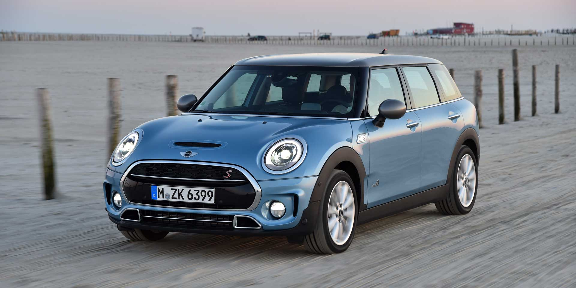 Featured Vehicle The 2017 Mini Clubman