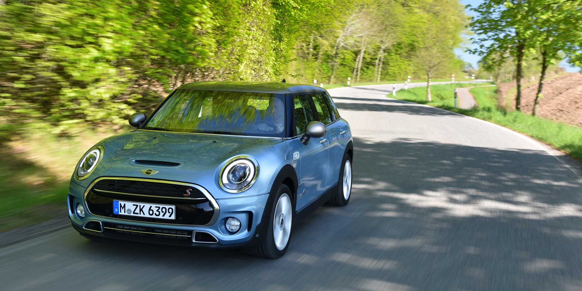 2017 Mini Clubman S Extended Length Hatchback The Adds A High Performance John Cooper Works Model For