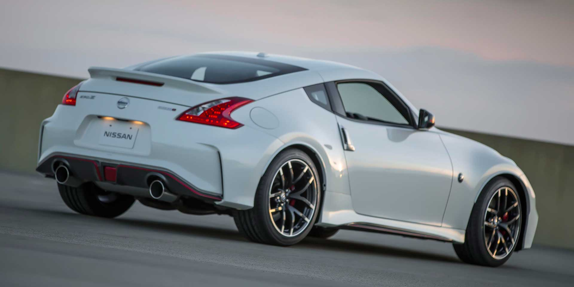 2017 Nissan 370z The Modern Interpretation Of A Clic Is Available In Coupe And Roadster Flavors With Convertible