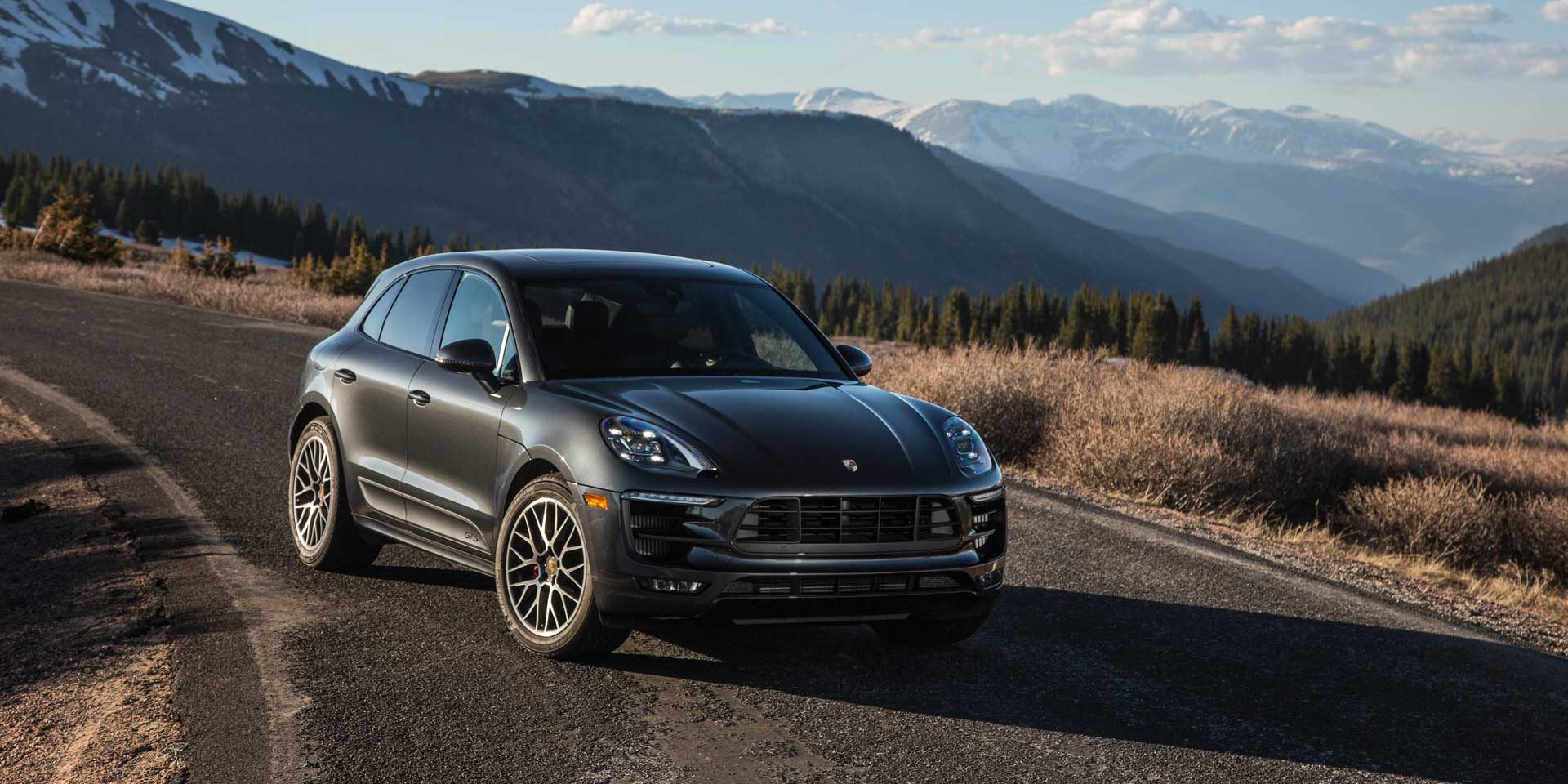 Featured Vehicle The 2017 Porsche Macan