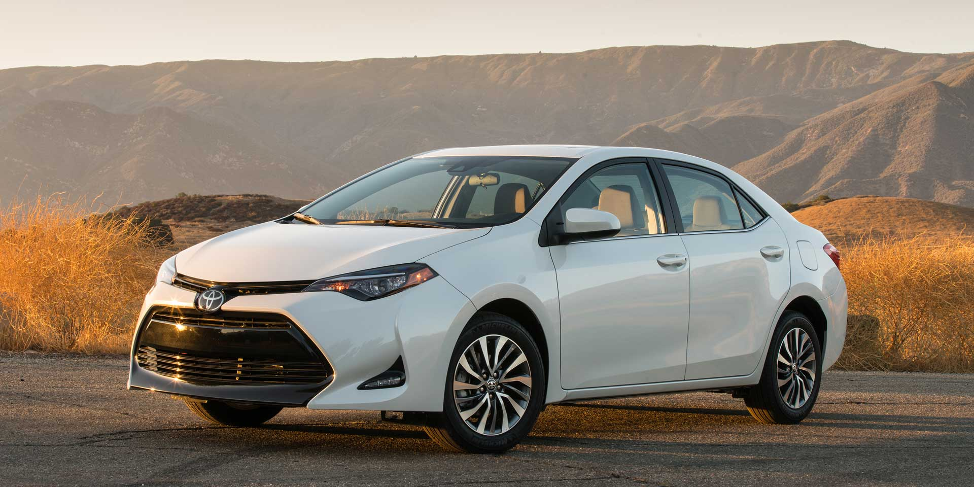 2017 Toyota Corolla The Marks Continuation Of One Longest Running Nameplates In Automotive Industry With Its 50th