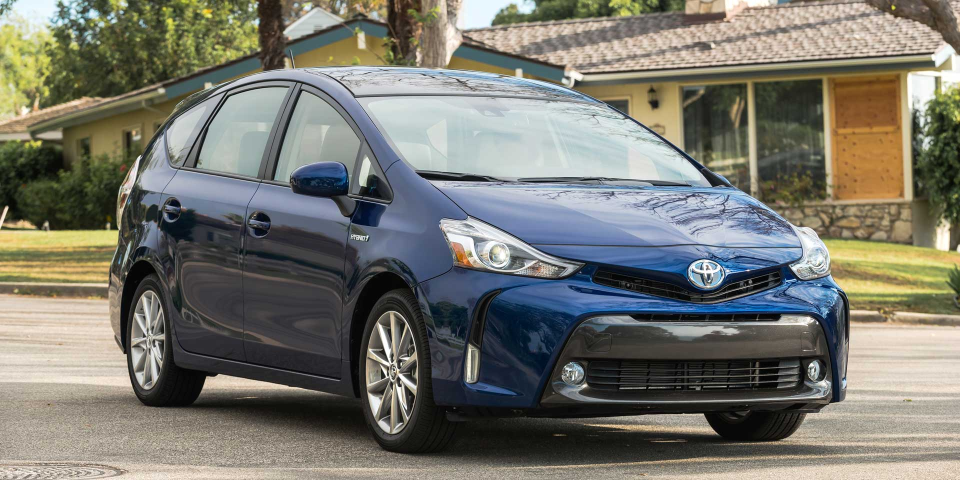 Like The Prius V Can Be Said To Compete Against Chevrolet Volt Extended Range