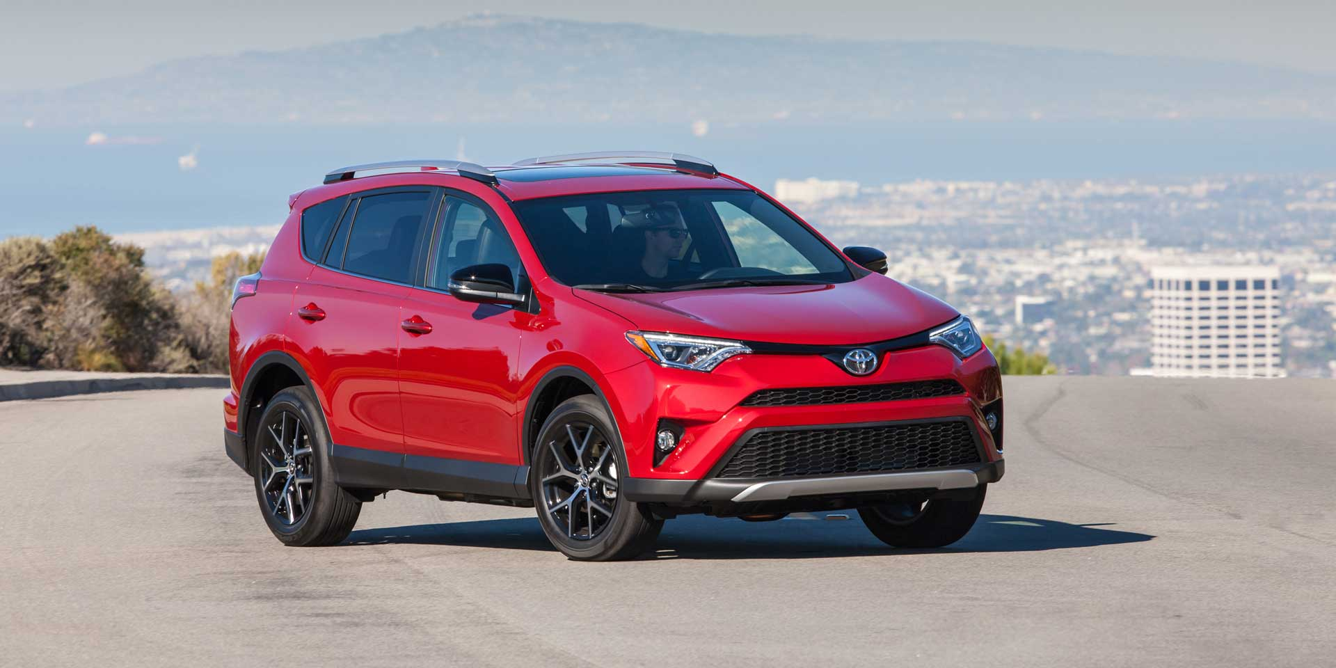 2017 Toyota RAV4: The 2017 Toyota RAV4 Is A Compact Sport Utility  Crossover, And It Gains Two New Trim Levels For 2017. Set To Compete With  The Ford Escape, ...