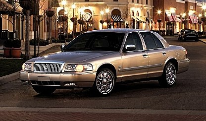 2013 Mercury Grand Marquis