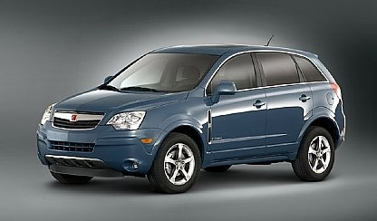 Featured Vehicle   The 2013 Saturn Vue Hybrid