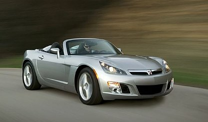 Featured Vehicle   The 2013 Saturn Sky Red Line