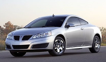 2013 Pontiac G6 Coupe/Sedan