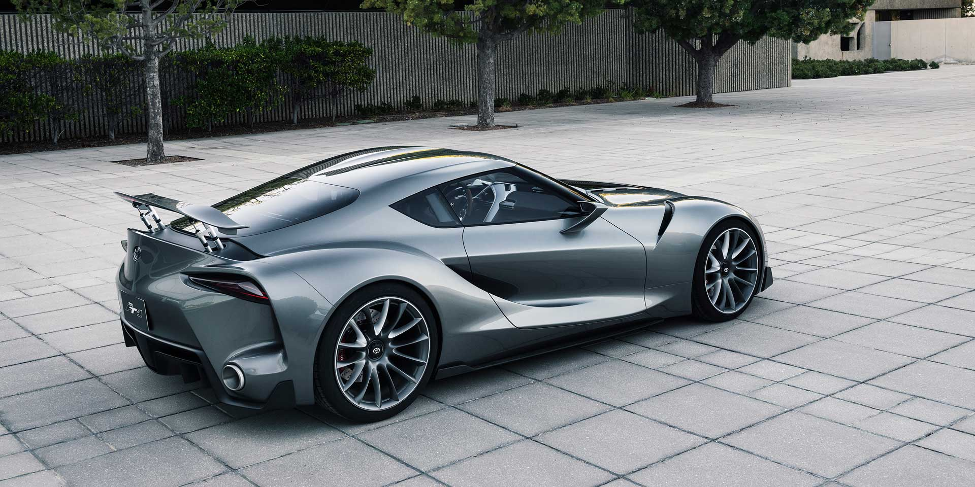 TOYOTA FT 1 CONCEPT: Sports Car Enthusiasts Visiting The 2015 Chicago Auto  Show Will Have The Chance To View Toyotau0027s FT 1 Concept Vehicle.