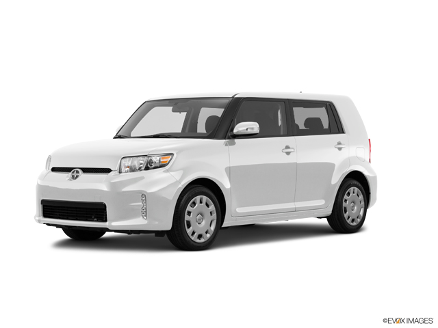 Scion Xb 2015 Black
