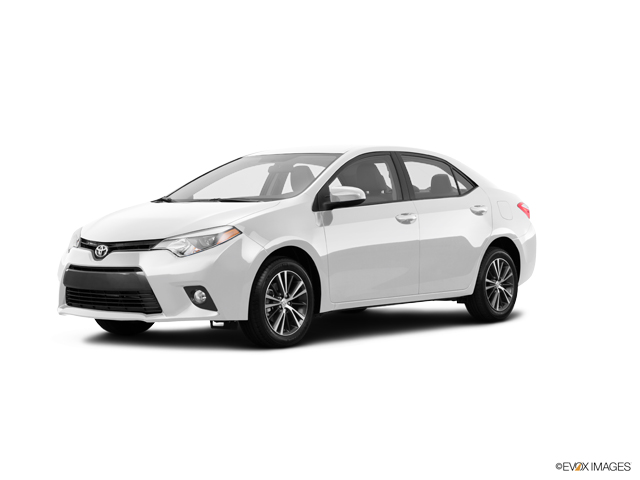 does the 2016 toyota corolla le have navigation