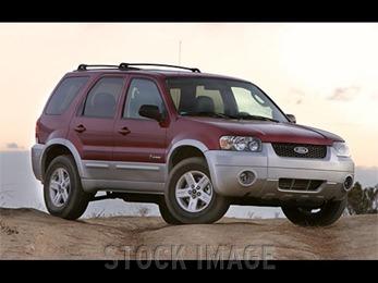 2005 ford escape v6
