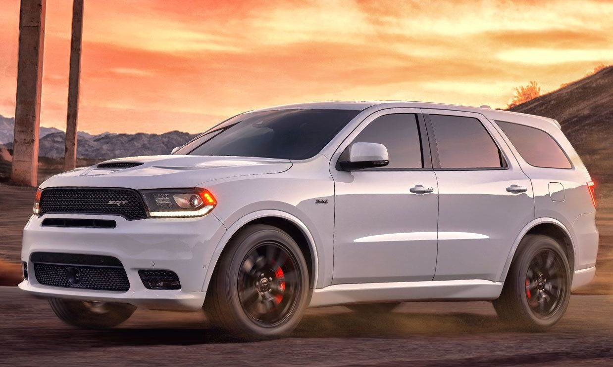 The 2017 Dodge Durango GT AWD is a tough but comfortable customer.